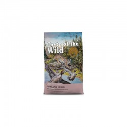 Taste of the Wild Lowland Creek Cat sausas maistas katėms