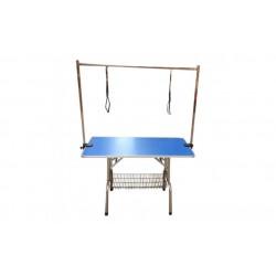 Grumingo / kirpimo stalas + dviguba ranka