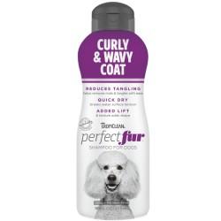 Tropiclean PerfectFur Curly & Wavy Coat šampūnas šunims