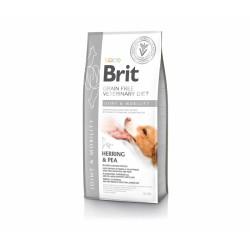Brit GF Veterinary Diet Dog Joint & Mobility sausas maistas šunims