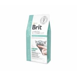 Brit GF Veterinary Diet Cat Struvite sausas maistas katėms