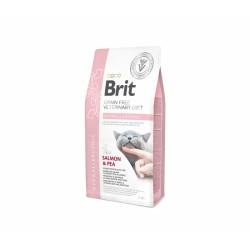 Brit GF Veterinary Diet Cat Hypoallergenic sausas maistas katėms