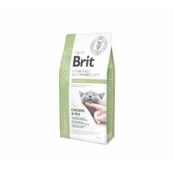 Brit GF Veterinary Diet Cat Diabetes sausas maistas katėms