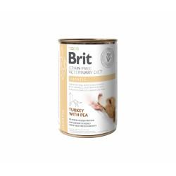 Brit GF Veterinary Diet Hepatic konservai šunims