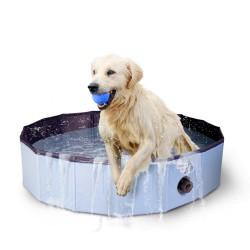 CoolPets Splash Dog Pool Baseinas šunims, Įv. dydžių