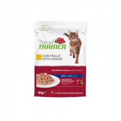 Natural Trainer Cat Adult Chicken Konservai Katėms Su Vištiena