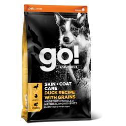 Go! Solutions Skin + Coat Care su antiena ir sveikais grūdais