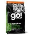 Go! Solutions Sensitivities Grain Free sausas maistas šunims su kalakutiena