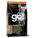 Go! Solutions Sensitivities Grain Free sausas maistas šunims su antiena