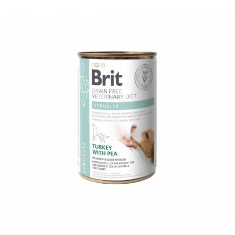 Brit GF Veterinary Diet Struvite konservai šunims