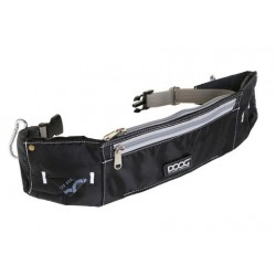 The DOOG Walkie Belt skanėstų dėklas ant juosmens