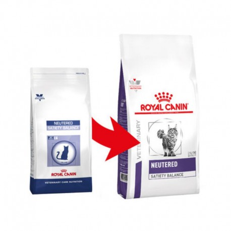 Royal Canin Cat Neutered Satiety Balance maistas katėms