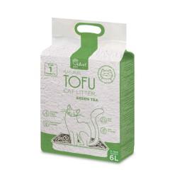 Velvet Paw Tofu Kraikas katėms su žaliosios arbatos ekstraktu
